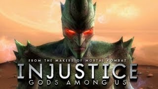 Injustice: Gods Among Us - Martian Manhunter Intro, Super, Outro & Ending [1080p] TRUE-HD QUALITY