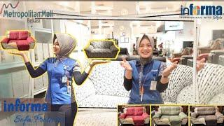 Sofa Cover & Sofa Protector | Informa Metropolitan Mall Bekasi
