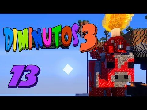 MISIÓN IMPOSIBLE!! #DIMINUTOS3 | Episodio 13 | Minecraft Supervivencia | Willyrex y sTaXx