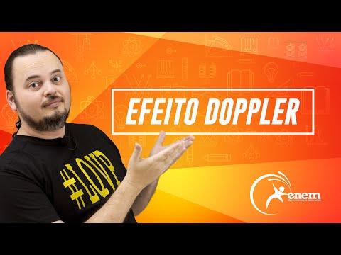 Efeito Doppler - Fenômenos Ondulatórios - Questão ENEM 2009