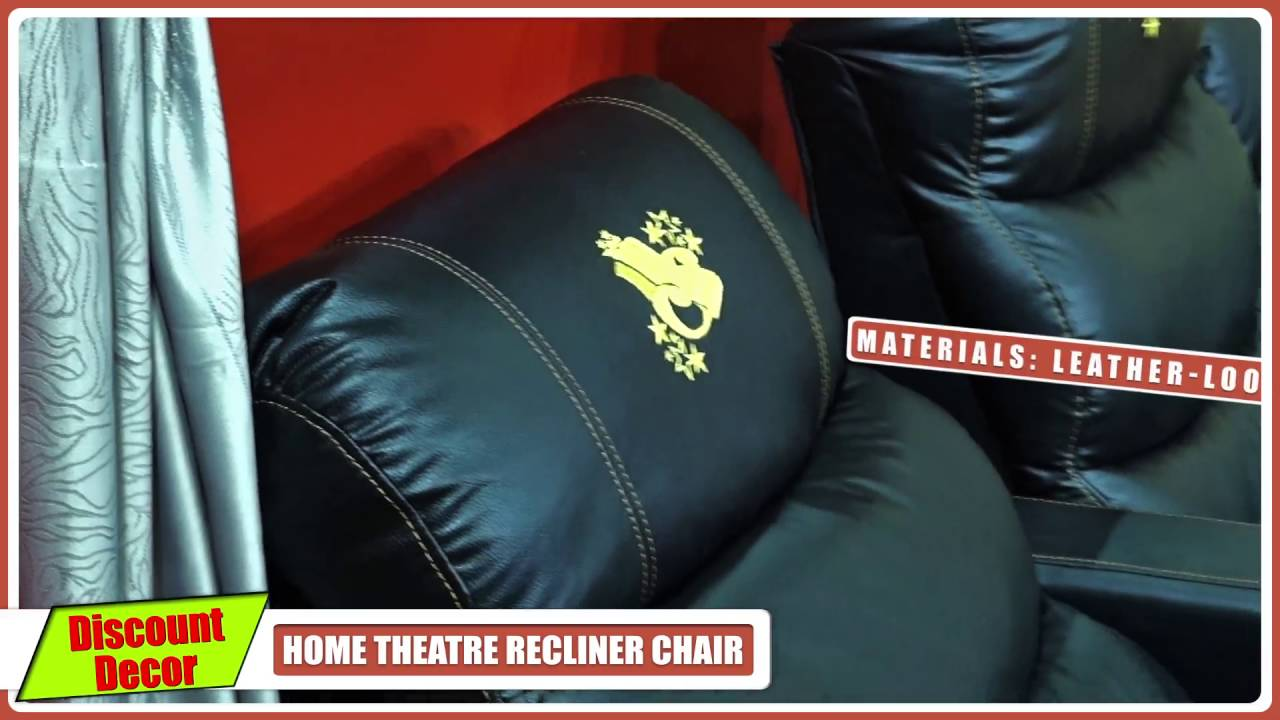 Home Theater Recliner Chair & Home Theater Recliner Chair - YouTube islam-shia.org