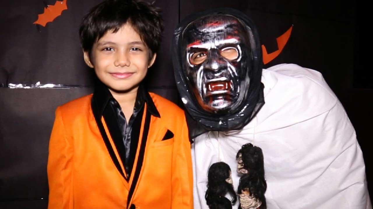 bhavesh jaiswals halloween celebration with india forums - What Is Halloween A Celebration Of