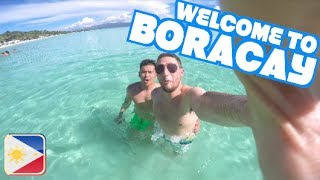 WELCOME TO BORACAY | Philippines Part 2