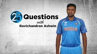 25 Questions with Ravichandran Ashwin - \'Dhoni is the smartest cricket brain I know\'