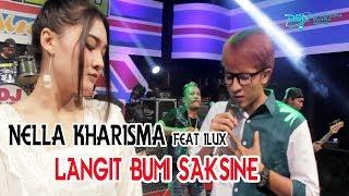 Nella Kharisma feat. Ilux - Langit Bumi Saksine [OFFICIAL]