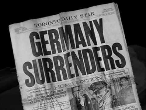 Royal Canadian Navy - A WW2 personal documentary by Gilbert O S Davis