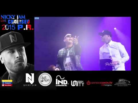"Te Busco - Cosculluela Ft  Nicky Jam ""Dimelo Papi"" 