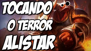 Ganks e Team Fights #6 Alistar