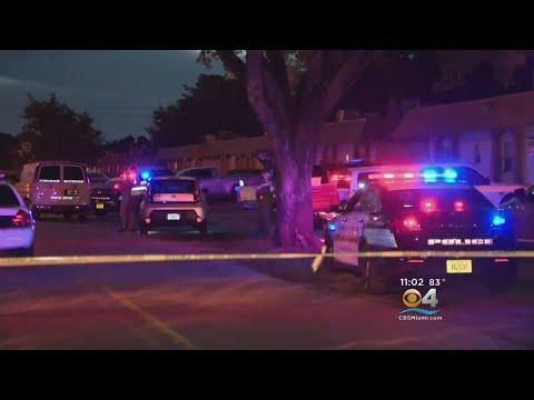 Lauderhill Neighborhood Sees Two Shootings In 24 Hours