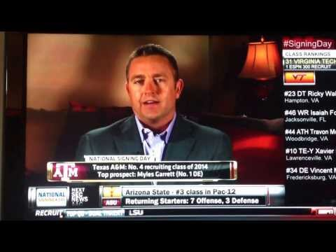 ESPN, Kirk Herbstreit analysis of Texas A&M after Johnny Football