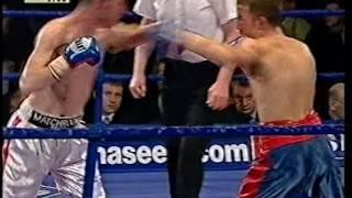 Jamie McKeever vs James Rooney