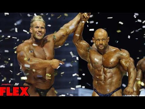 Epic Olympia 2009 Showdown: Jay Cutler vs. Branch Warren