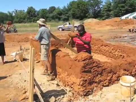 Igbo Village Project - Frontier Museum Virginia USA