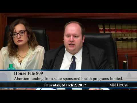 House Health and Human Services Reform Committee - part 1  3/2/17