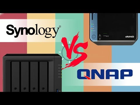 Synology vs QNAP NAS - Get It Right The First Time