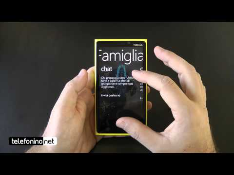 Nokia Lumia 920 videoreview da Telefonino.net