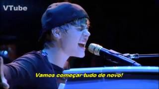 Justin Bieber - Down To Earth [LEGENDADO PT/BR]
