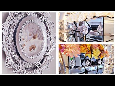Dollar Tree DIY Mirror Room Decor Ideas