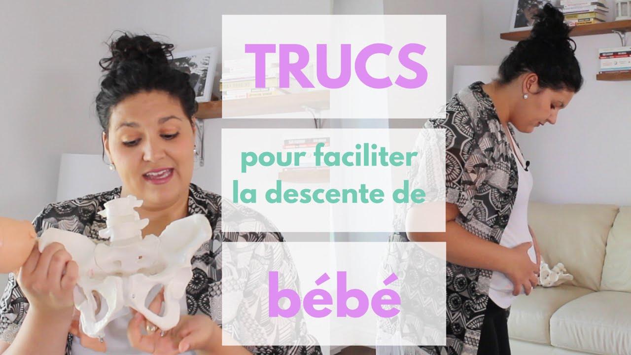 Trucs Pour Aider La Descente De Bébé Série Accouchement Youtube