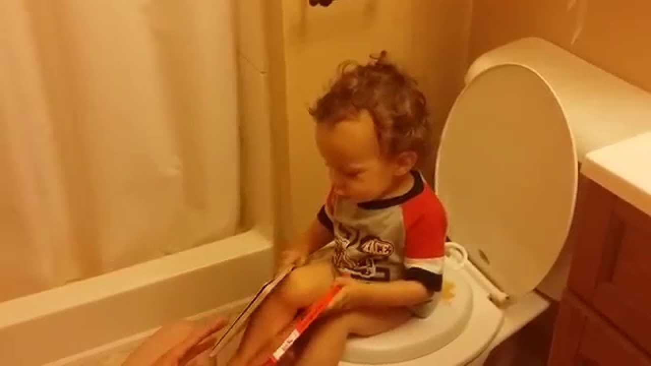 POOP ON THE TOILET PRANK!! - YouTube