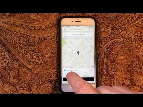 Uber Quickstart - How to use Uber