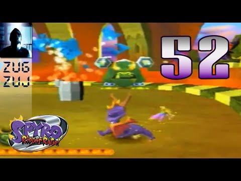 Lets Play Spyro 2 - Gateway to Glimmer (German) [100% Challenge+Skillpoints] Vol.52