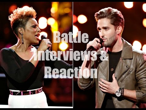 The Voice Season 9 Cassandra vs. Viktor,...