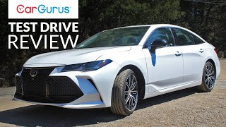 2019 Toyota Avalon | CarGurus Test Drive Review