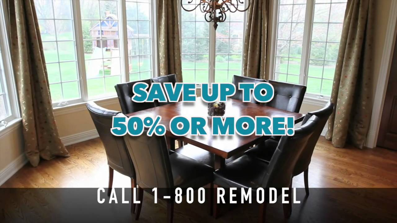 1800REMODEL : Attention Homeowners - YouTube