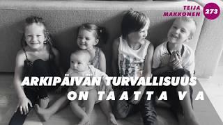 Teija Makkonen eduskuntaan! Numero 273 - Liike Nyt Helsinki