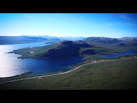 The Magic of Lapland – Episode 3 – Kilpisjärvi HD