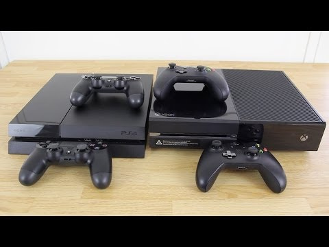 Xbox One and PlayStation 4 (PS4) Comparison (Which one should you buy?)