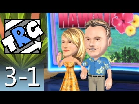 Wheel of Fortune (Wii) – Game 3 [Part 1]