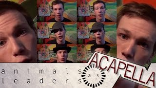 """CAFO"" - aCapella - Animals As Leaders - A Cover Tribute Parody By Dan-Elias Brevig"