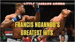 Francis Ngannou's UFC knockout reel | ESPN MMA