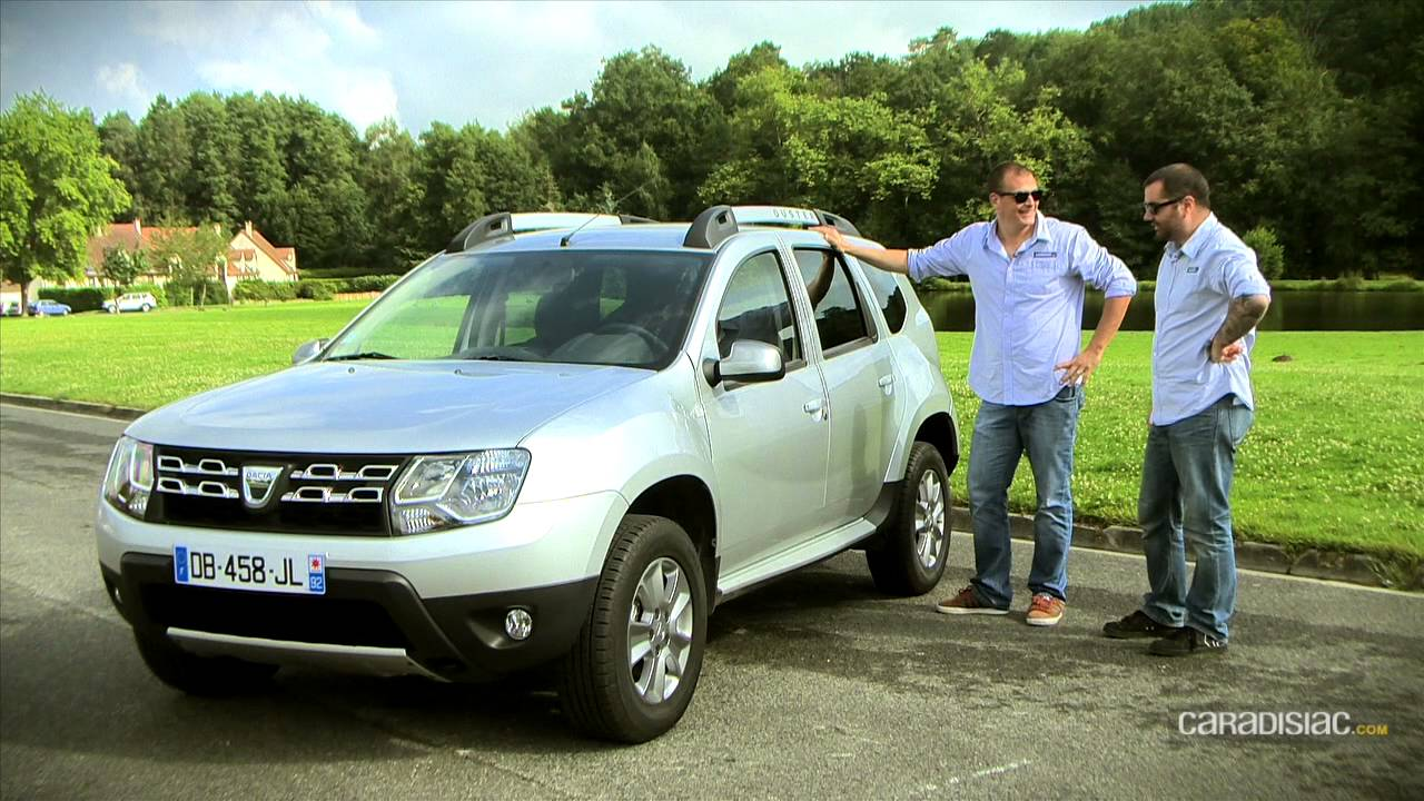 dacia duster vs citro n c4 cactus youtube. Black Bedroom Furniture Sets. Home Design Ideas