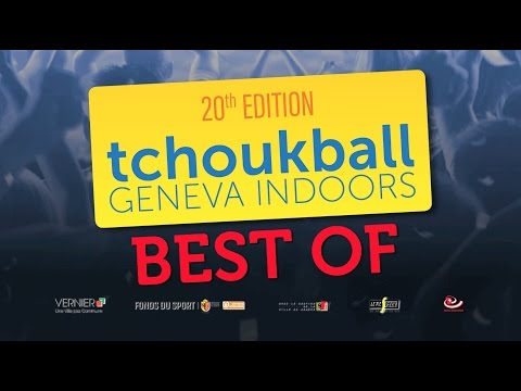 Tchoukball Geneva Indoors 2016 / Best of