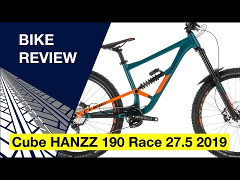 Cube HANZZ 190 Race 27.5 2019: Bike review
