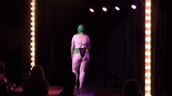 Roxy Stardust: GlasVegas Showgirl at @ Wild Cabaret (Glasgow)