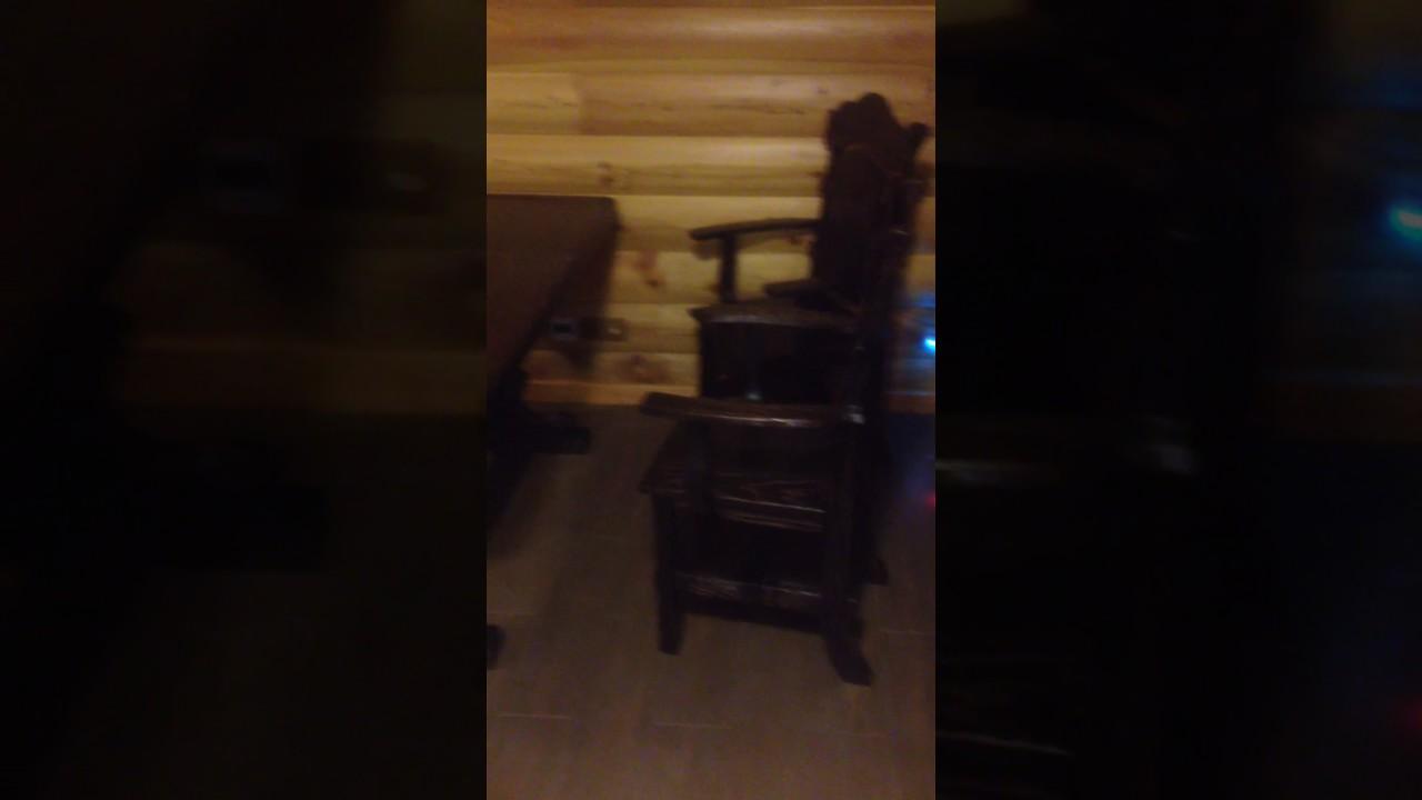 Стилизованная под старину мебель из сосны - YouTube
