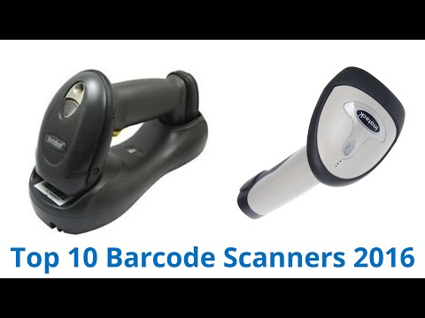 10 Best Barcode Scanners 2016