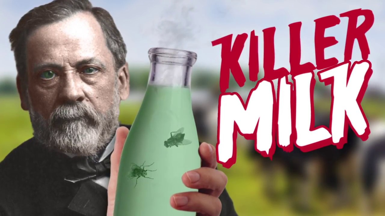 the history of pasteurization killer milk youtube