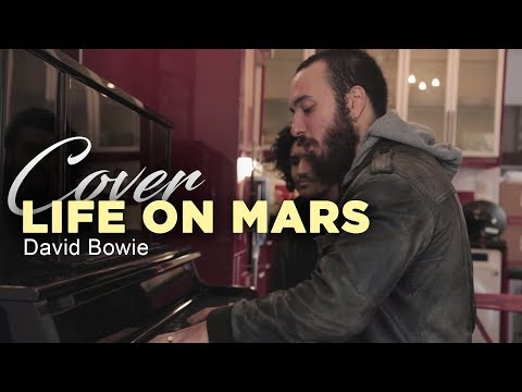 Avner Piano Cover - Life on Mars David Bowie - ft Mohamed Wahil
