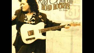 Cover of the Dylan song of Rita's Road Rockets album.