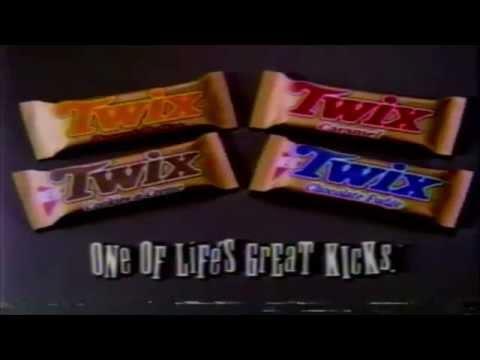 1991 Twix Commercial