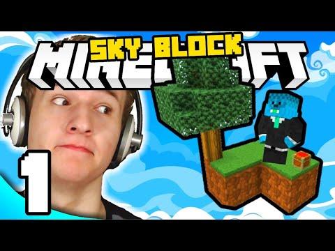 SKYBLOCK SE VRATIO ( Minecraft Sky Block #1 )