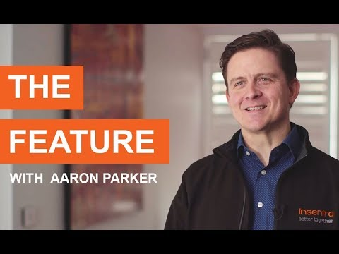 The Feature with Aaron Parker