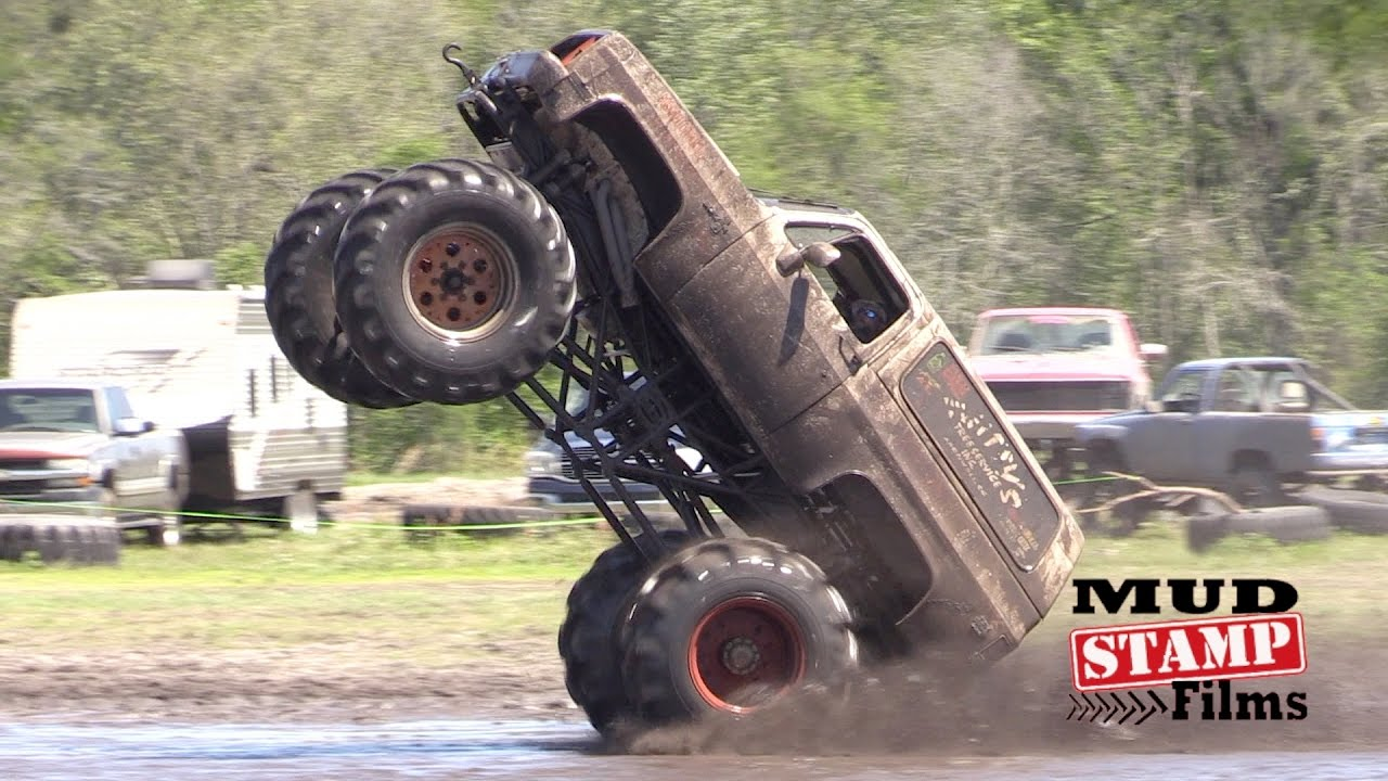 WHEELIES and DEEP BOGGING