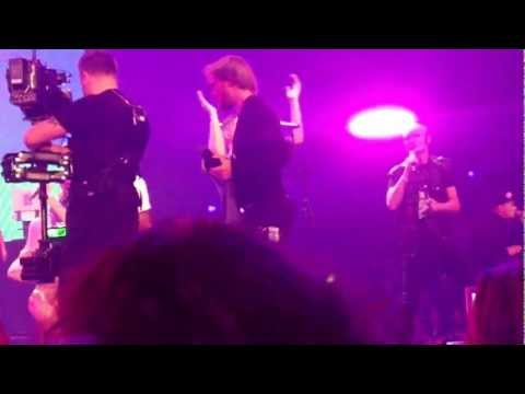 Bundesvision Song Contest 2012- die Orsons feat. Cro