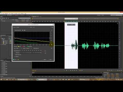 Simple Audio Processing